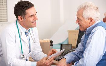 Consulta de médico de familia