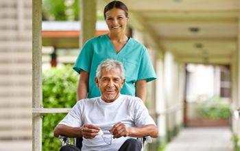 Consulta de geriatría
