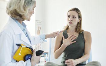 Consulta de neumología