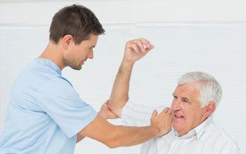Consulta de traumatología