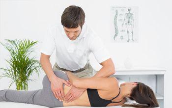 Consulta de osteopatía