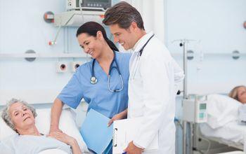 Consulta de angiología y cirugía vascular