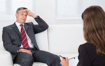 Consulta de psiquiatría