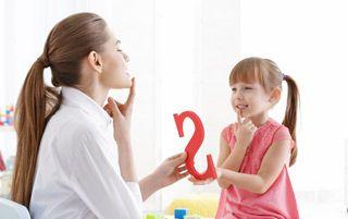 Logopedia - Terapia del lenguaje y del habla