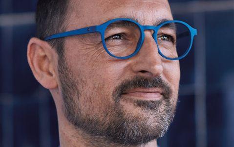 Gafas a medida en escáner 3D