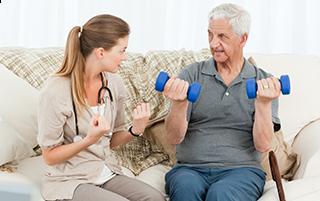 Fisioterapia a domicilio (5 sesiones)