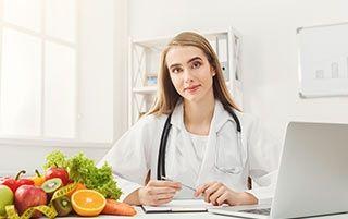 Primera consulta para dieta y nutrición deportiva