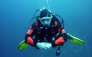 Certificado Submarinismo