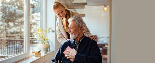 Cuidadores a domicilio: selección personalizada, elige tu cuidador ideal