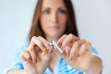 Dejar de fumar online con la app QuitNow
