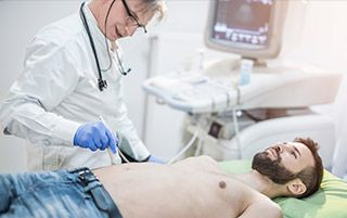 Ecografia urologica (Reno-Vesico-Prostatica)