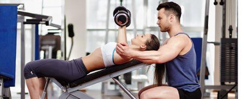 Bono de entrenamiento personal / personal trainer