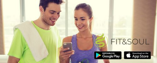 Gimnasio y fitness online App Fit and Soul