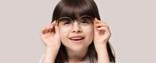 Gafas de niño