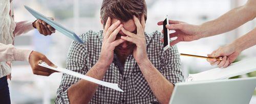 Gestión de los trastornos ocasionados por estrés laboral