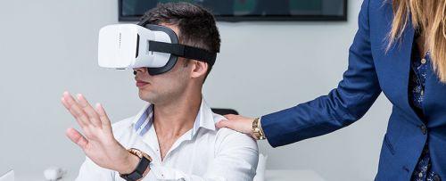 Tratamiento de las fobias con realidad virtual