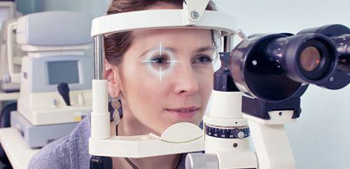 Operación de presbicia con lente trifocal (2 ojos)