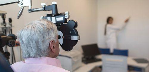 Operación de cataratas con lente Monofocal (1 ojo)
