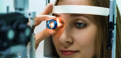 Operación de presbicia con lente multifocal (2 ojos)