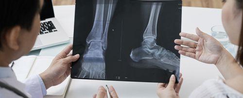 Radiografía de las extremidades